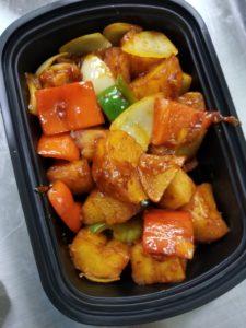Potato Aloo Chilli