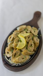 Chicken Sheesh Kabab