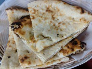 Cheese Paneer Naan