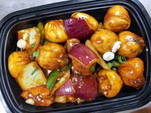 Chicken Honey Chilli