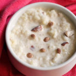 Rice Pudding Kheer