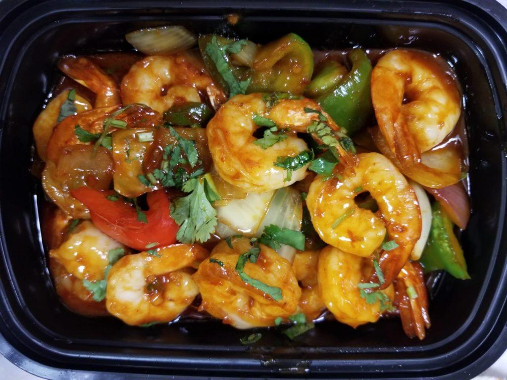 Shrimp Chilli - Sm