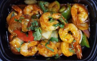 Shrimp Chilli - Sm