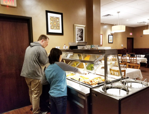 Everyday Lunch Buffet in Niles
